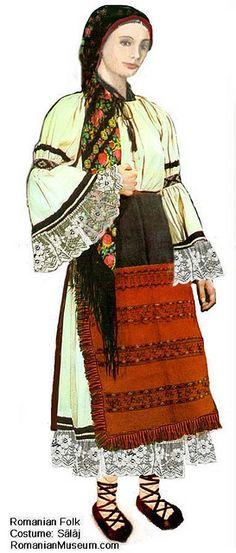 SalajFata | Flickr - Photo Sharing! Folk Costume, Costumes, Romania People, Romanian Women, Steve Mccurry, Young Frankenstein, Folk Dance, Ethnic Dress, Historical Clothing