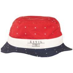 Civil Clothing Floral Star Bucket Hat - Men s at CCS. Brett Barentine · HATS  · Icecream ... 0b56b3d5887a