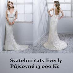 Svatební šaty Everly, salon Maggie  #svatebnisaty #svatba #svatby #svatebnisalon #svatebnistudio #saty #MaggieSottero #nevesta #satypronevestu