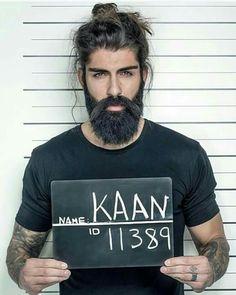Imagem de beard, handsome, and man