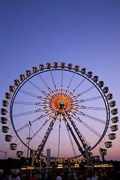 ride a ferris wheel