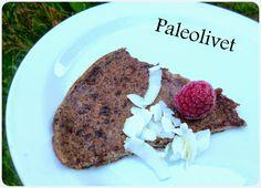 Paleolivet: Paleo chokoladepandekage