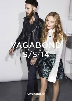 Vagabond Footwear Campaign S/S 2014 by Joan Braun | Designer Collection from Fashion and Style