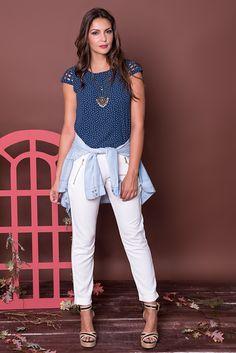 #debrummodas #coleção #calça #pijama #blusa #poa #camisa #jeans #modafeminina #moda #fashion #style #estilo