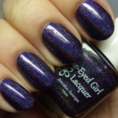 Blue-Eyed Girl Lacquer - 5 by 5 (Once More With Feeling Collection 2015 re-release)