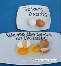What is Diversity? {Egg Activity for Martin Luther King Jr. What Is Diversity, Diversity In The Classroom, Multicultural Classroom, Multicultural Activities, Cultural Diversity, Classroom Activities, Activities For Kids, Classroom Ideas, Dinosaur Activities