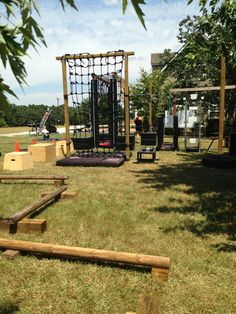 outdoor obstacle course ideas for adults obstacle course jungle gym