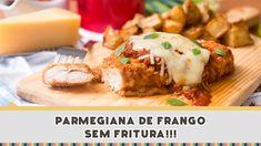 Frango à Parmegiana de Forno - Receitas de Minuto #272
