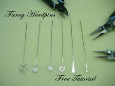 Fancy Headpins