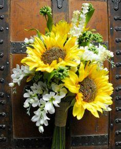 Katie's Bridesmaid's bouquets