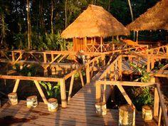 Plan Turistico Amazonas Ticuna - Paquetes de turismo todo incluido en Amazonas Colombia