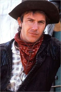 Kevin Costner 'Silverado' 1985 - For more western inspirations. Check out www.broncobills.co.uk