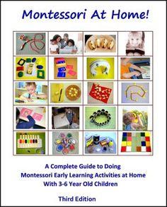 More Than a Year's Worth of Freebies and Montessori-Inspired Activities | LivingMontessoriNow.com