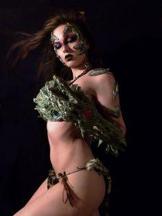 Witchblade by NicciFett on deviantART