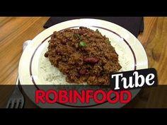ROBINFOOD / Chile con carne + David de Jorge Fresco, Robin Food, Carne Picada, David, Beef, Dining, Recipes, Pork, Chili Con Carne