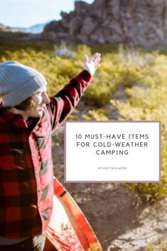 10 Must-Have Items for Cold-Weather Camping Camping in fall is glorious, but your packing list won't look the same as it does for a summer trip. Here are the cold-weather essentials to bring along Camping Essentials List, Camping Packing, Camping Checklist, Tent Camping, Camping Hacks, Camping Gear, Camping Stuff, Outdoor Camping, Camping Table