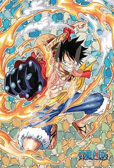 Red hawk luffy