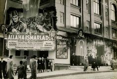 1951 Sureyya sıneması kadıkoy ist..