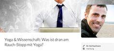 """Mein Artikel für personalfitness.de über mein Programm """"Rauch-Stopp mit Yoga"""""""