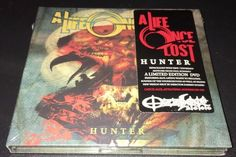 Hunter A Life Once Lost Deluxe Edition CD DVD 2006 Ferret Music New | eBay