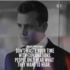 harvey specter quotes - those who matter don't mind and those who mind don't matter. VERY TRUE Great Quotes, Quotes To Live By, Me Quotes, Motivational Quotes, Inspirational Quotes, People Quotes, Harvey Specter Quotes, Suits Quotes Harvey, Suits Harvey