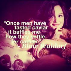 So true! #blairwaldorf