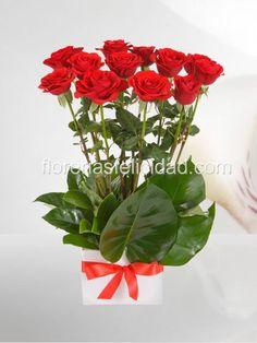 Arreglos florales de rosas - flores a domicilio | envio de flores en mexico