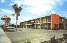 Fantasy Motel. Anaheim, CA.