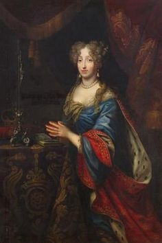 Leonor Maria Josefa von Habsburg - (1653-1697) wife of Charles V of Lorraine
