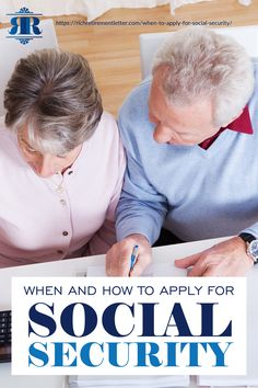 When to apply for Social Security benefits is one of the most important decisions you can make . Find out when to apply for Social Security and how to do it. Retirement Strategies, Retirement Benefits, Retirement Advice, Retirement Age, Retirement Planning, Personal Affairs, Personal Finance, Family Emergency Binder, Social Security Office
