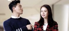Monday Couple - Look at the way he looks at her ❤❤