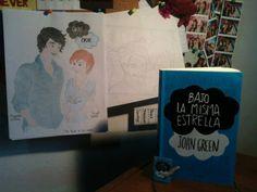 Bajo la misma estrella Its Okay, Cover, Green, Books, Tfios, Stars, Its Ok, Libros, Book