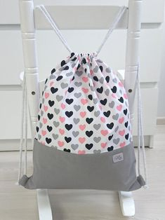 Items similar to Kindergarten rucksack, Little Hearts School bag, Cotton nursery bag Little hearts backpack, Girls School Bag Cotton School Bag on Etsy Nursery Bag, Teepee Kids, School Bags For Girls, Cotton Bag, Kid Beds, Kindergarten, Hearts, Backpacks, Trending Outfits