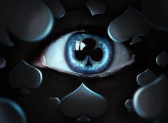 Poker Eye by lorency on DeviantArt Eyes Without A Face, Mystic Eye, Eyes Artwork, Eye Pictures, For Your Eyes Only, Chant, Eye Art, Cool Eyes, Best Makeup Products