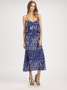Day to night Thakoon Addition - Silk Slip Dress Saks.com #SaksLLTrip.