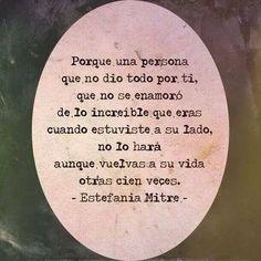 Si no se dio cuenta fue su problema! Valorate y no vuelvas!!! 〽️️️️Estefania Mitre.