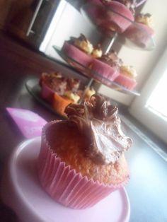 KajusiQQ v kuchyni: KajušiQQ Muffiny - univerzálne cesto Desserts, Food, Tailgate Desserts, Deserts, Meal, Eten, Hoods, Meals, Postres