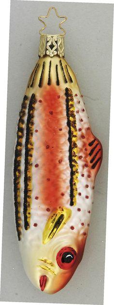 Inge Glas 2007#Christbaumschmuck#aus dem Hause Inge Glas.Weihnachtsbaumschmuck made in Germany mundgeblasen und von Hand bemalt bei www.gartenschaetze-online.de