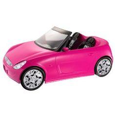 Diário de Barbie by: Lanna Pink: ♥ Barbie Glam Set Barbie Y Ken, Barbie Car, Barbie Doll Set, Barbie Doll House, Barbie Toys, Pink Barbie, Toy Cars For Girls, Car Girls, American Girl Furniture