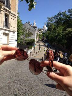 DAY 21: Montmartre au soleil