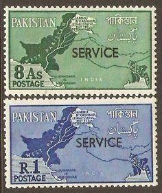 Pakistan Stamps