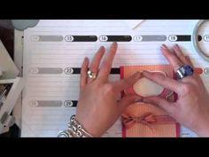 SAF 2012: Stitched Ribbon Ideas