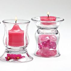 Clearly Creative Ultimate Votive Pair