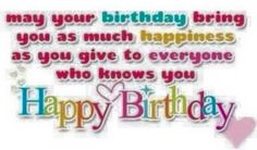 Birthday Quotes and Birthday Messages New Collection. These Happy Birthday Greetings, Cards, SMS, Wishes and Poems Help You To Say Happy Birthday Happy Birthday Picture Quotes, Happy Birthday Quotes For Friends, Best Birthday Quotes, Happy Birthday Images, Birthday Memes, Birthday Stuff, Birthday Sayings, Birthday Photos, Birthday Ideas
