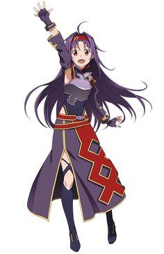 《純真な紫花》ユウキ Sword Art Online Yuuki, Sao Anime, Detective Conan Wallpapers, Pictures Online, Best Waifu, Asuna, Kawaii Anime Girl, Light Novel, Manga Girl