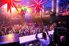 Dirty South DJed the night away at LIV, inside Fontainebleau Miami Beach.