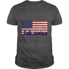 Veteran T-shirt American Flag Patriotic Soldier Liberty Tee T Shirt American Day, Baseball T, Usa Flag, Vintage Shirts, Custom Shirts, Labrador, Mens Tops, T Shirt, Lacrosse