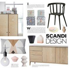 """Scandi Design"" by bellamarie on Polyvore"