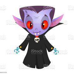 Cute cartoon vampire smiling. Vector illustration - Векторная графика Граф Дракула роялти-фри Vampire Cartoon, Cute Cartoon, Illustration, Sonic The Hedgehog, Minnie Mouse, Disney Characters, Fictional Characters, Cartoons, Cartoon