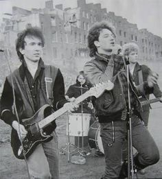 U2 Loved them like this before they became cool.